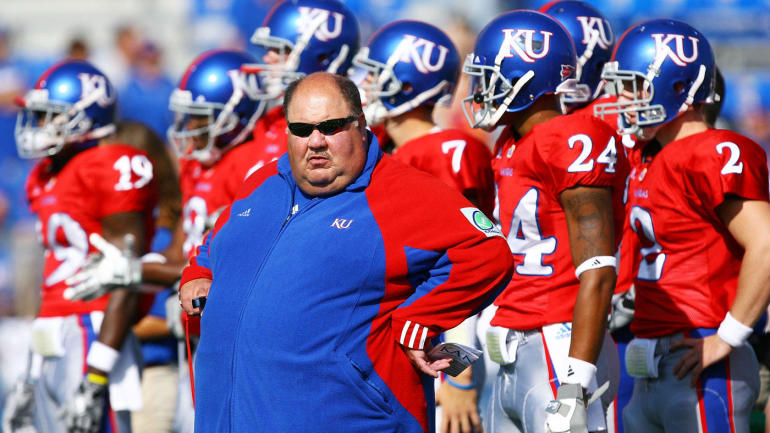 Football Bowl Games 2017 >> Mark Mangino reflects on his complicated Kansas exit and improbable 2007 team - CBSSports.com