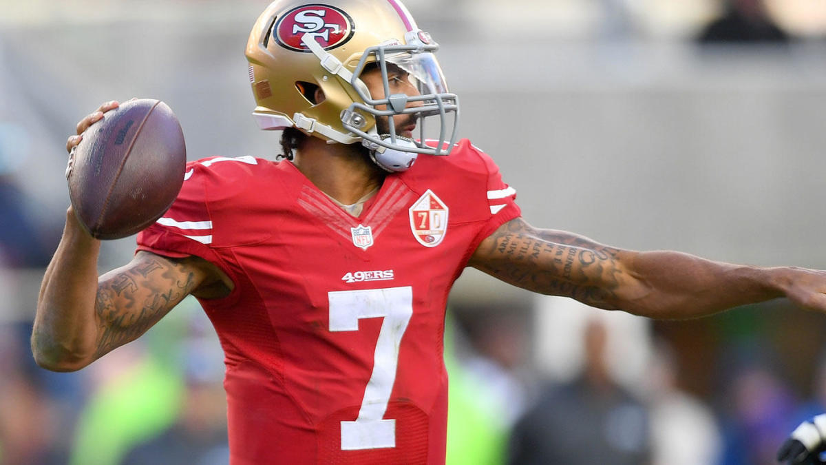 Colin Kaepernick workout shows the NFL is finally making real progress and getting it right