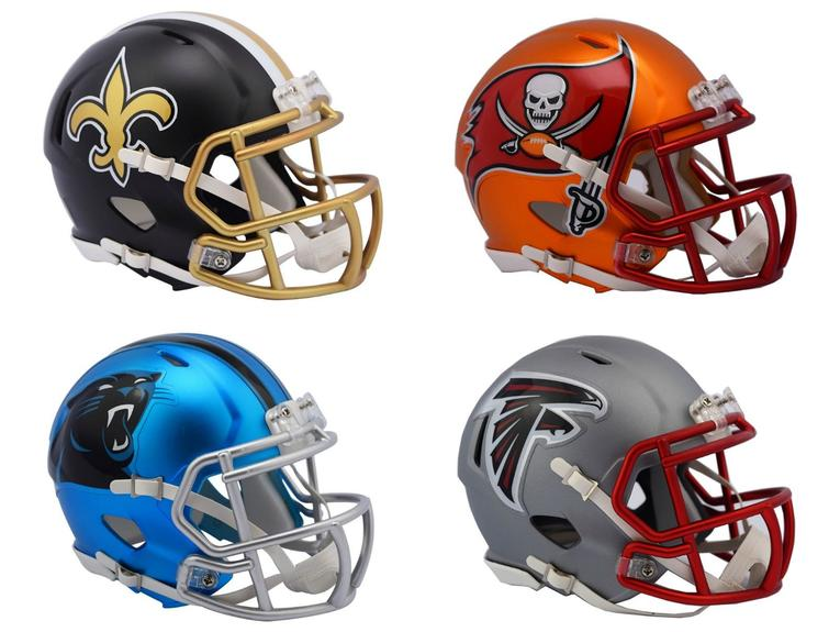 detailed look 0bca2 704ed Riddell unveils brand new alternate helmets for all 32 NFL ...