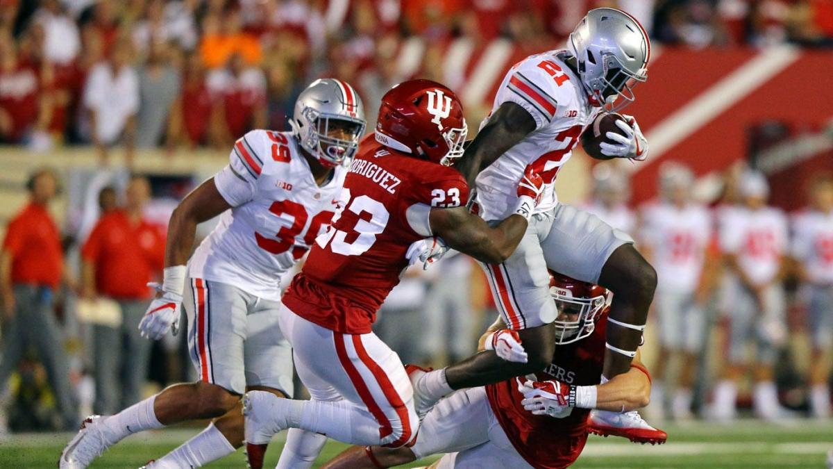 College football scores, schedule 2017: Ohio State ...
