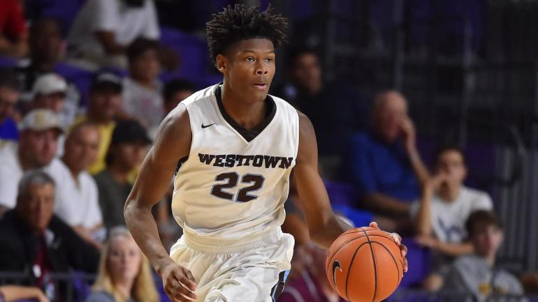 Cam Reddish, top-five player in the class of 2018, commits to Duke - CBSSports.com
