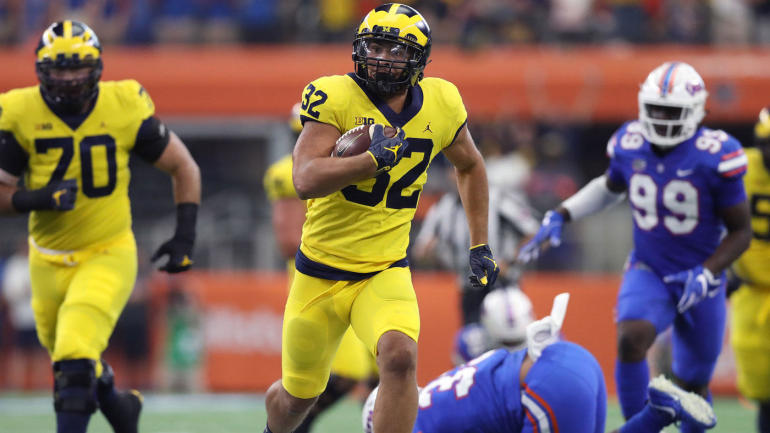 michigan vs  florida score  highlights  wolverines prove