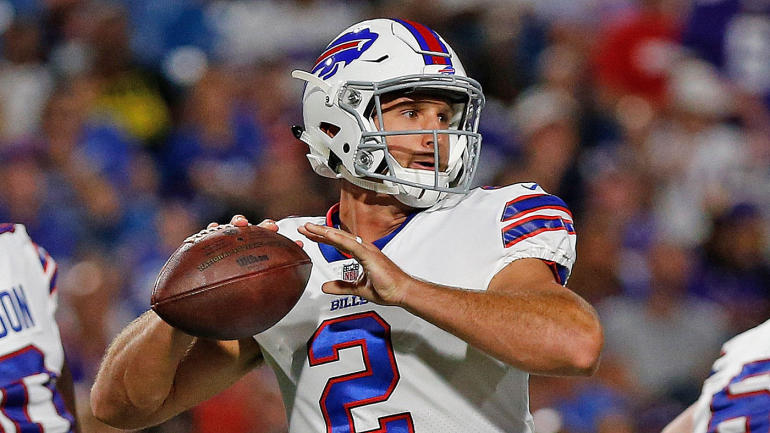 Nathan Peterman Draft Profile >> Jon Gruden Made Wild Prediction About Nathan Peterman Before 2017