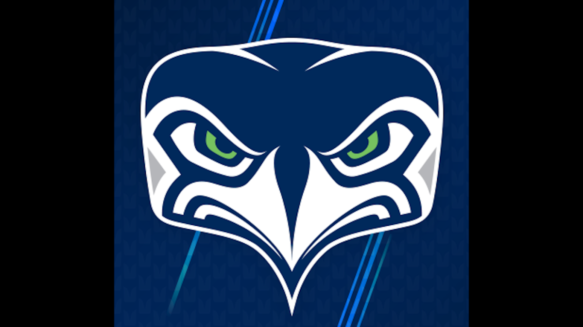 Look Seahawks Unveil A New Alternate Logo And Twitter Cant Stop
