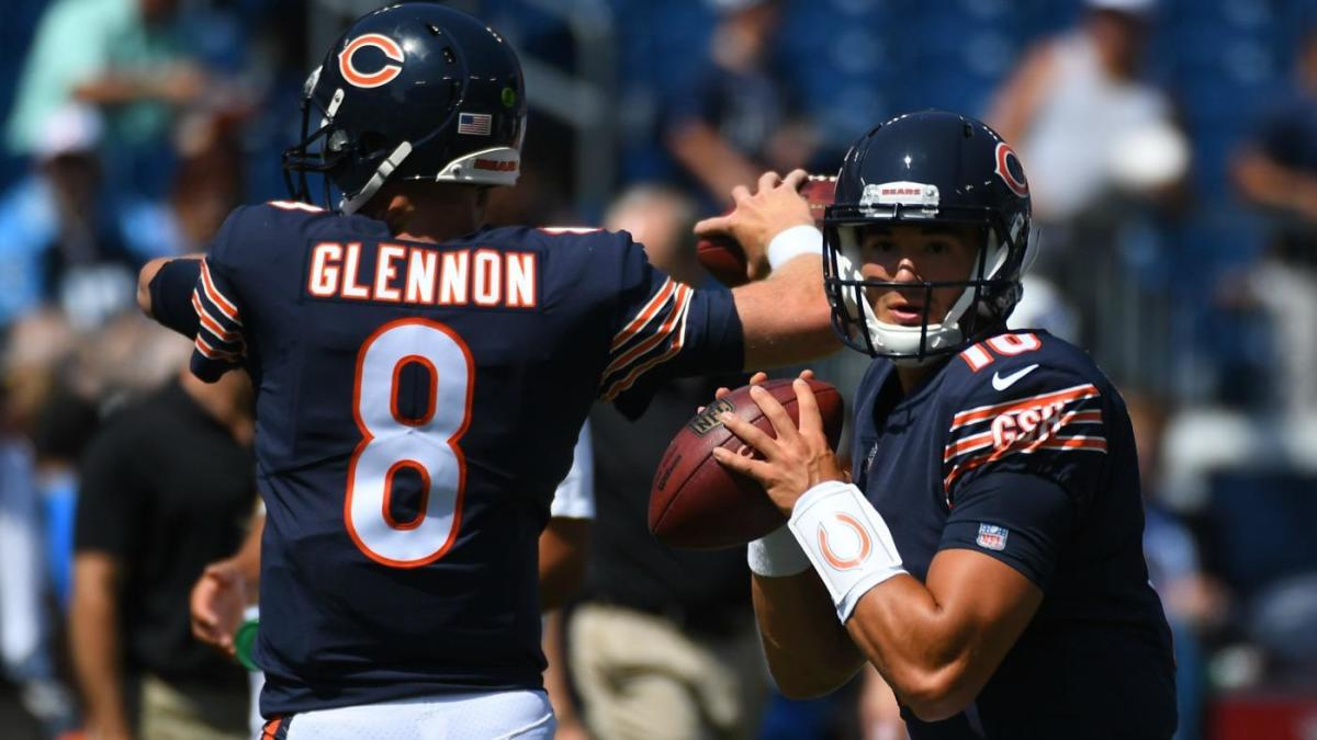 big sale a4f00 a3bff Why the Bears should bench Mike Glennon and just start the ...