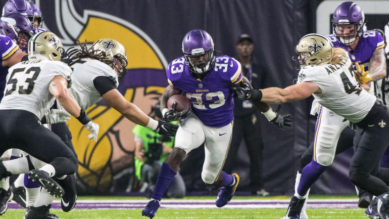 Dalvin-cook-adrian-peterson-vikings-rookie-rushing-record