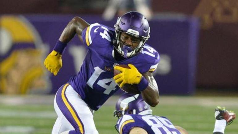 Stefon Diggs, Linval Joseph fined for Week 1 antics vs ...
