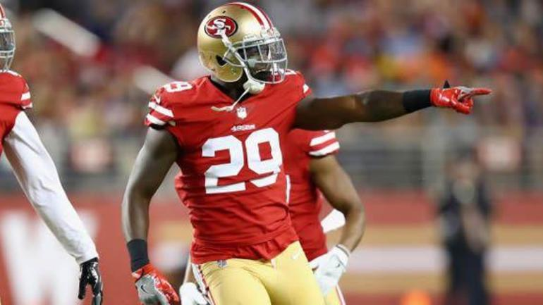 475a73206 San Francisco 49ers lose Jaquiski Tartt to broken arm - CBSSports.com