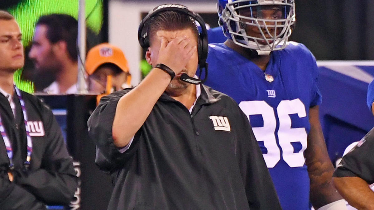 newest 2ed49 b23a3 Two anonymous players say Giants quit on Ben McAdoo; DRC ...