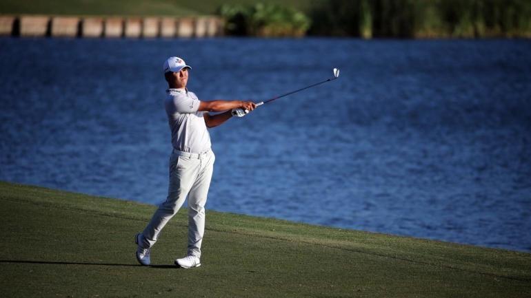 Cbs Golf Pga Tour Leaderboard