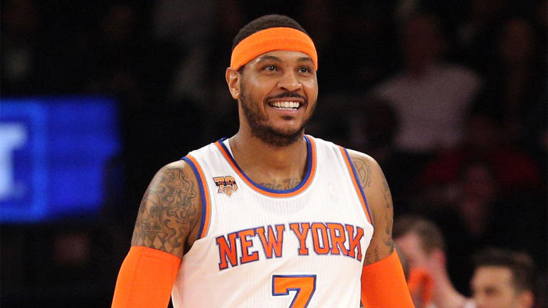 Knicks reportedly trade Carmelo Anthony to OKC Thunder: Takeaways - CBSSports.com
