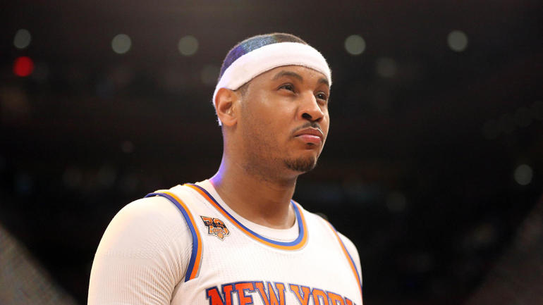 Carmelo Anthony trade to Thunder means last chance to make good on his greatness