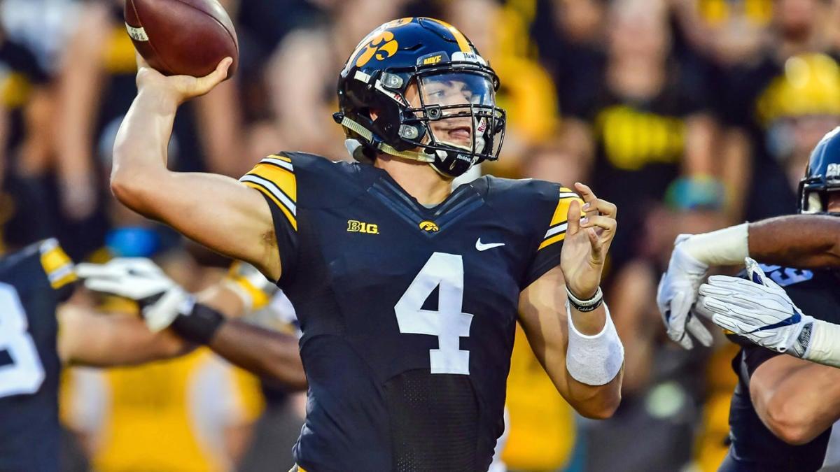 Nebraska vs. Iowa odds, line: Heroes Trophy picks, top ...