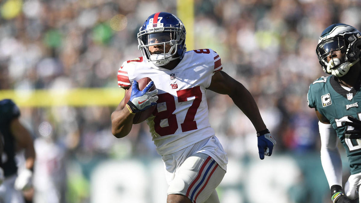 Giants Reportedly Locking Up Sterling Shepard With Four Year