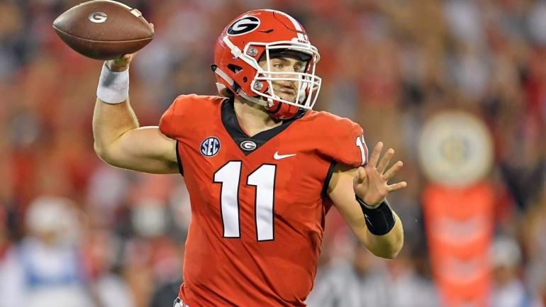 2017 College Football Bowl Games Schedule >> Why Jake Fromm is Georgia's starting QB, even when Jacob Eason is healthy - CBSSports.com