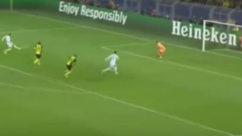 Real Madrid vs. Borussia Dortmund highlights: Bale scores amazing goal with one touch