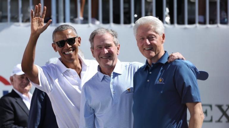 obama and clinton meet discuss uniting democrats