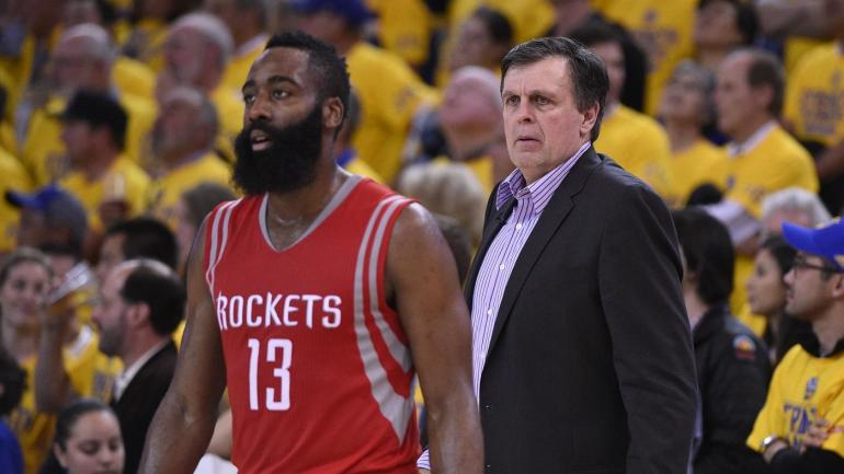 c0d6f9638fcf Ex-Rockets coach Kevin McHale  James Harden can do it all