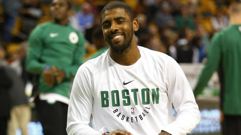 Celtics' Kyrie Irving fined $25K for using inappropriate language toward fan