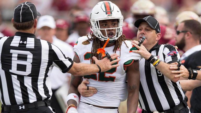 College football schedule, odds, Week 7 picks: The best top 25 games today