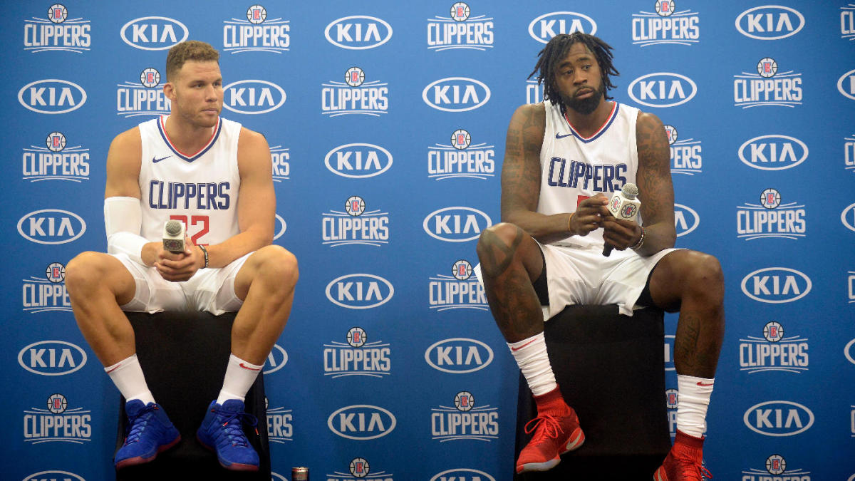 Clippers preview: Six questions about Blake Griffin and life