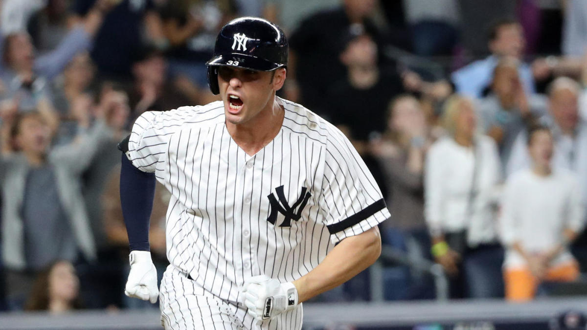 After two years of injuries, Greg Bird coming up big for the Yankees late in 2017