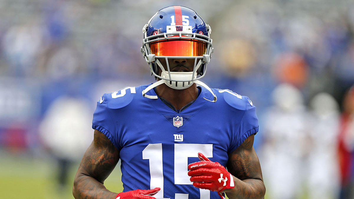 online retailer 5b13f d3b79 Giants release Brandon Marshall after he reportedly agreed ...