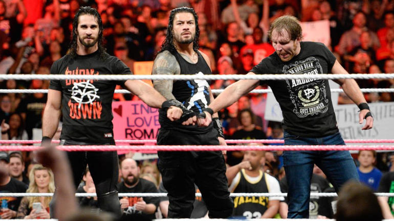 WWE Raw results, recap: The Shield reunites, Sister ...