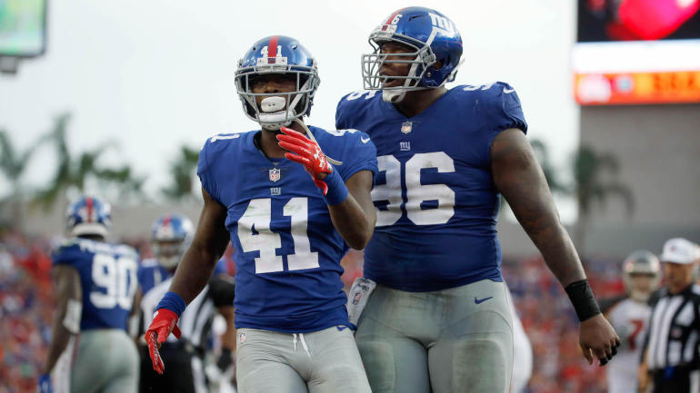 Dominique Rodgers-Cromartie reportedly out in New York after four years with Giants