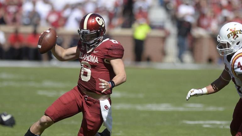 College football games, Week 7: Michigan, TCU, Oklahoma on upset alert again