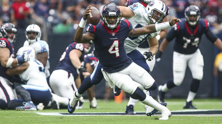 Deshaun Watson has NFL's top-selling rookie jersey, Steelers have two players in top 10