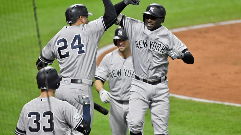 Yankees complete comeback, beat Indians in Game 5: Final score, things to know
