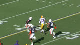 WATCH: Russell Gage breaks out 70-yard run for LSU