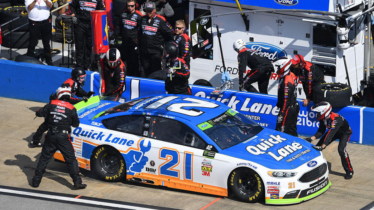 2019 NASCAR at Richmond odds, picks, Playoffs predictions: Model says Ryan Blaney surprises at Federated Auto Parts 400