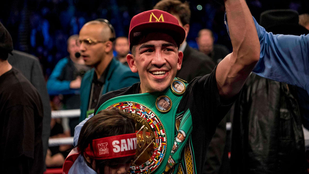 Leo Santa Cruz vs  Abner Mares fight card, odds, undercard, date