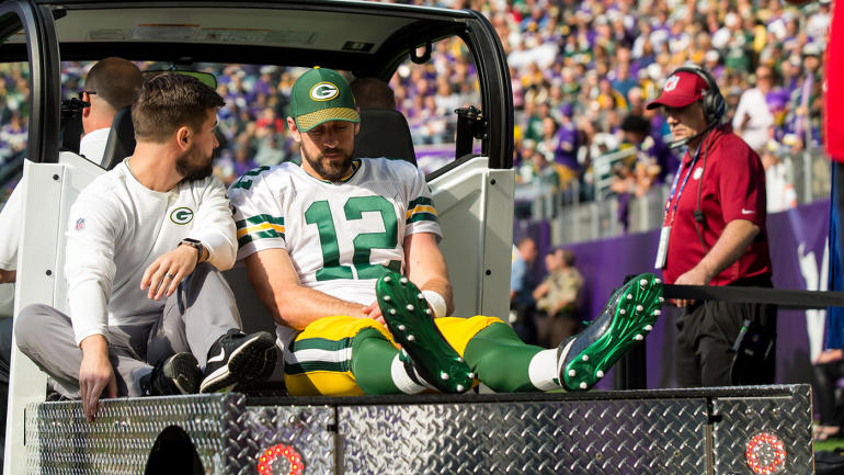 aaron rodgers fantasy football instant reaction broken collarbone for aaron  at readyjetset.co