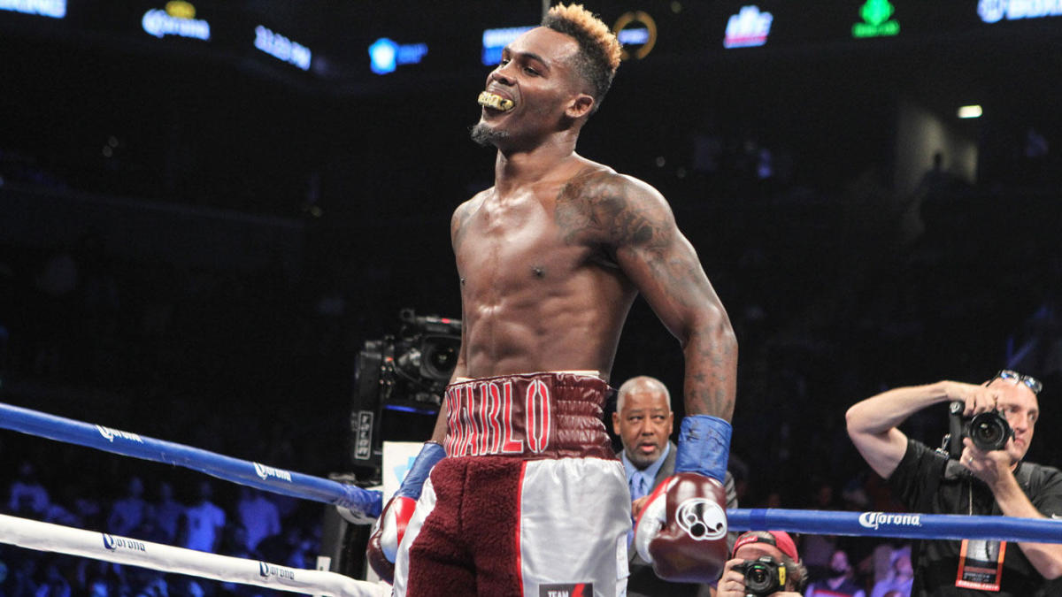 Watch  Jermell Charlo Delivers Knockout Of The Year