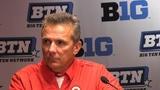 Ohio State's Urban Meyer on momentum heading toward Penn State game