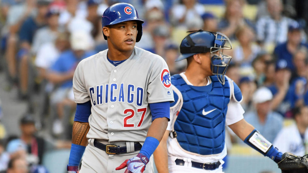 Addison Russell placed on leave after ex-wife shares details of ...