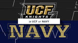 Inside College Football: 20 UCF at Navy preview