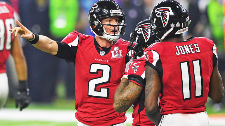 Fantasy Football Week 7 Start 'Em and Sit 'Em: Matt Ryan headlines Jamey Eisenberg's favorite plays, while Jameis Winston and T.Y. Hilton set to disappoint