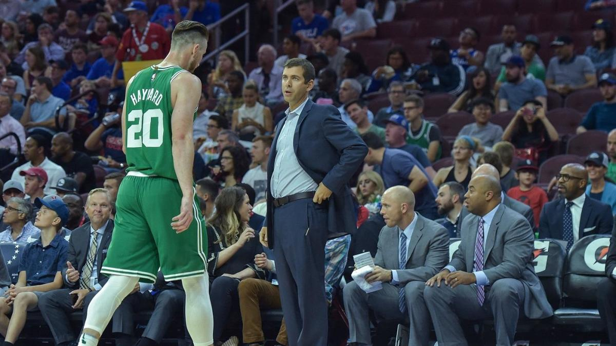 Gordon Hayward's ankle injury and road to recovery, as