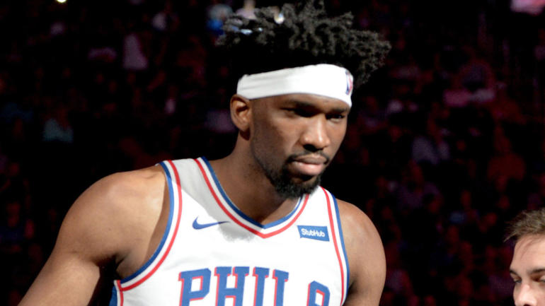 26654b35200 Trust the process  Embiid says 76ers  plan shouldn t be viewed as minutes  restriction