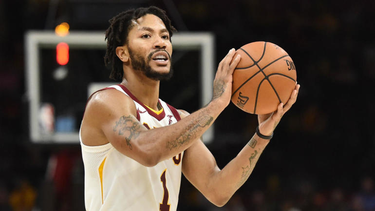 Derrick Roses Ankle Injury A Reminder Why Health Is Concern For Cavs This Season
