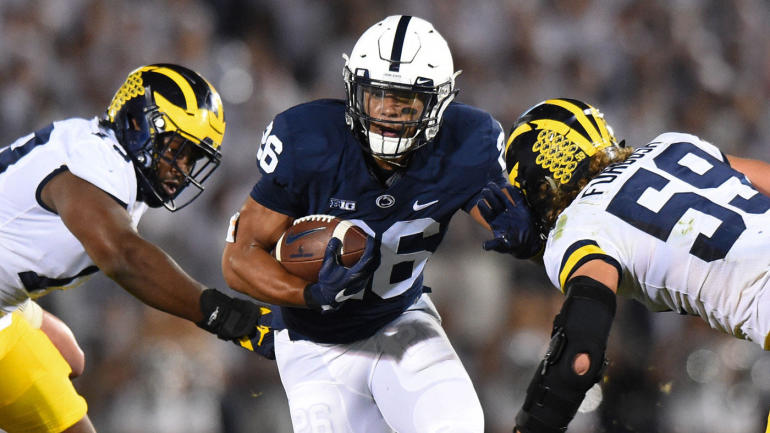 College football winners and losers, Week 8: Saquon Barkley, Josh Adams shine