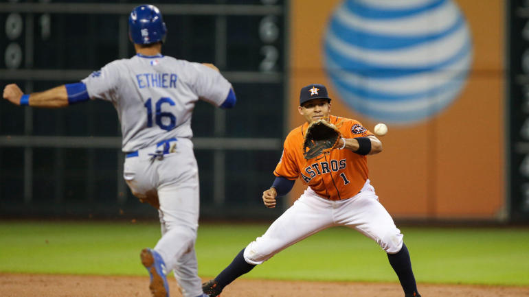 2017 World Series odds: Dodgers open as favorites in Vegas to beat Astros