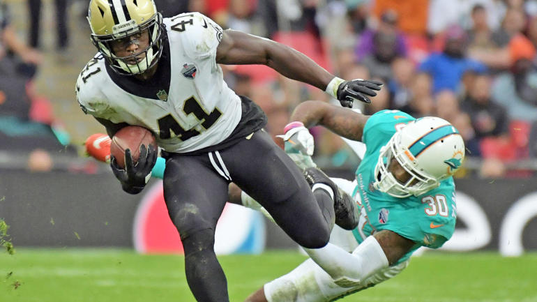 2018 Fantasy Football Draft Prep: Is Alvin Kamara worth taking sixth overall?