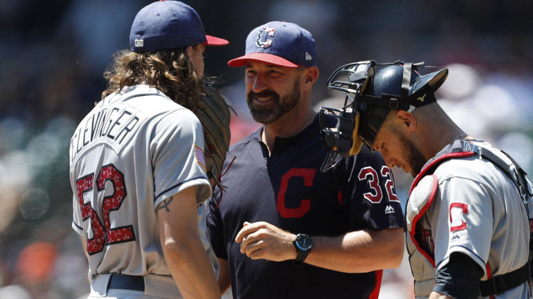 Report: Mets finalizing deal to hire Indians pitching coach Mickey Callaway as manager