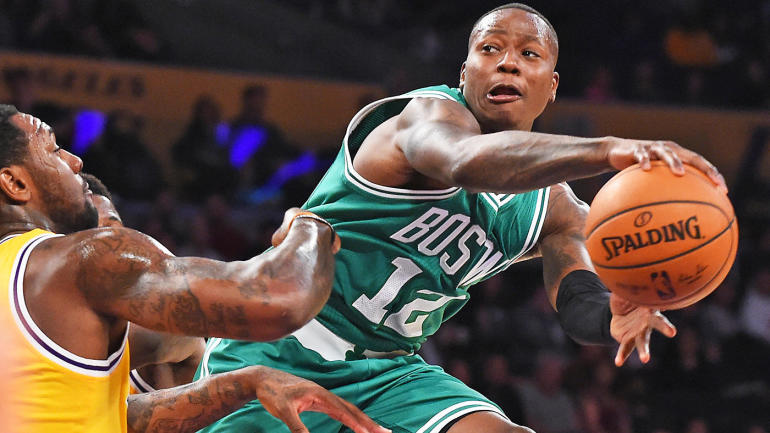 698e07466b58 Fantasy Basketball  Week 2 waiver wire targets  Terry Rozier tops  candidates after Gordon Hayward injury