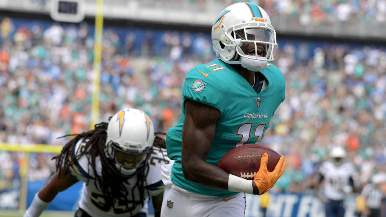 Fantasy Football Week 8: What you missed Tuesday, with DeVante ...